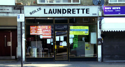 Laundriness